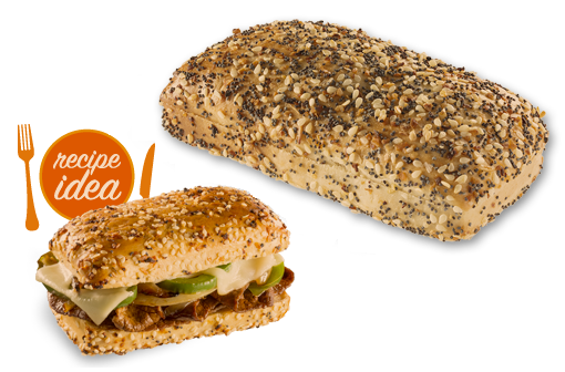 Bagelwich Everything